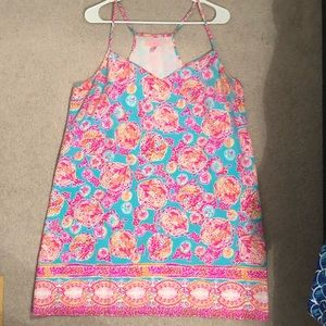 Lilly Pulitzer Spaghetti Strap Dress